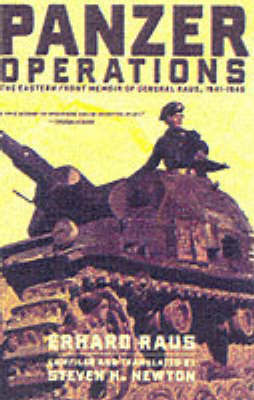 Panzer Operations by Erhard Raus