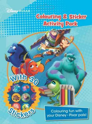Disney Pixar Fun Pack