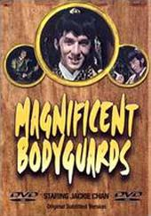 Jackie Chan - Magnificent Bodyguards on DVD