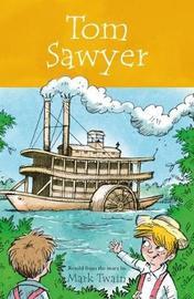 Tom Sawyer by Mark Twain )