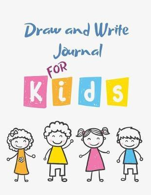 Draw and Write Journal for Kids by Ace Publishing