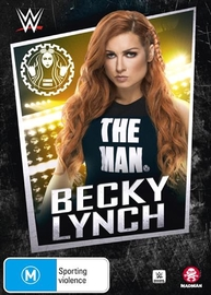 WWE: Becky Lynch - The Man on DVD