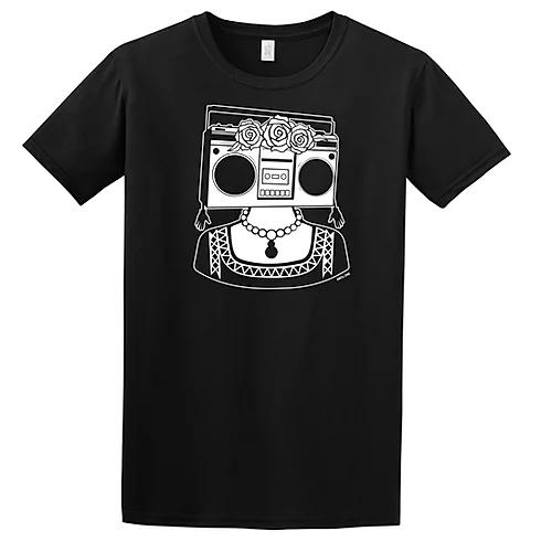 Speakerface: Frida Shirt Mens - XL