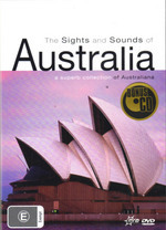 Sights And Sounds Of Australia, The (DVD And CD) on DVD
