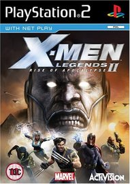 X-Men Legends II for PlayStation 2 image