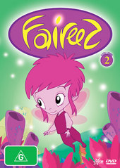 Faireez: Vol 2 on DVD