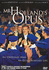 Mr Holland's Opus on DVD