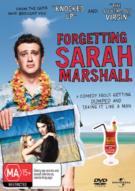 Forgetting Sarah Marshall on DVD
