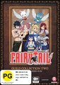 Fairy Tail - Guild Collection 2 on DVD