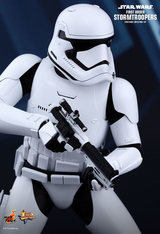 "Star Wars: First Order Stormtrooper - 12"" Articulated Figure"