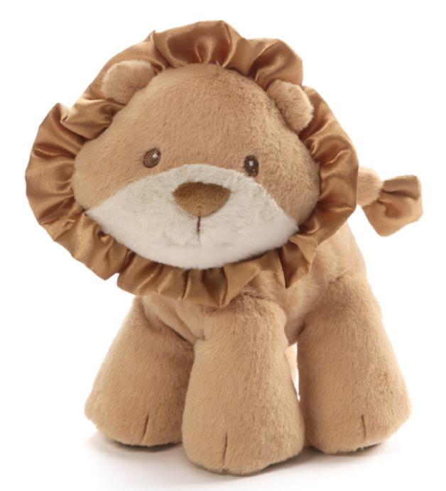 Gund: Leo Lion Plush - 20cm
