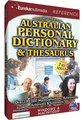 Australian Personal Dictionary and Thesaurus for PC Games