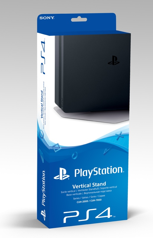 PlayStation 4 PRO & Slim Vertical Console Stand for PS4