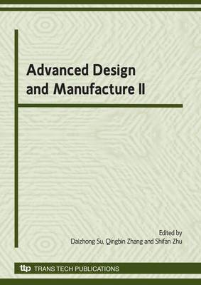 Advanced Design and Manufacture II