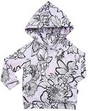 Bonds New Era Hoodie - Bloom Kaboom Lilac (0-3 Months)
