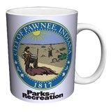 Parks & Recreation Pawnee Seal Mug (325ml)