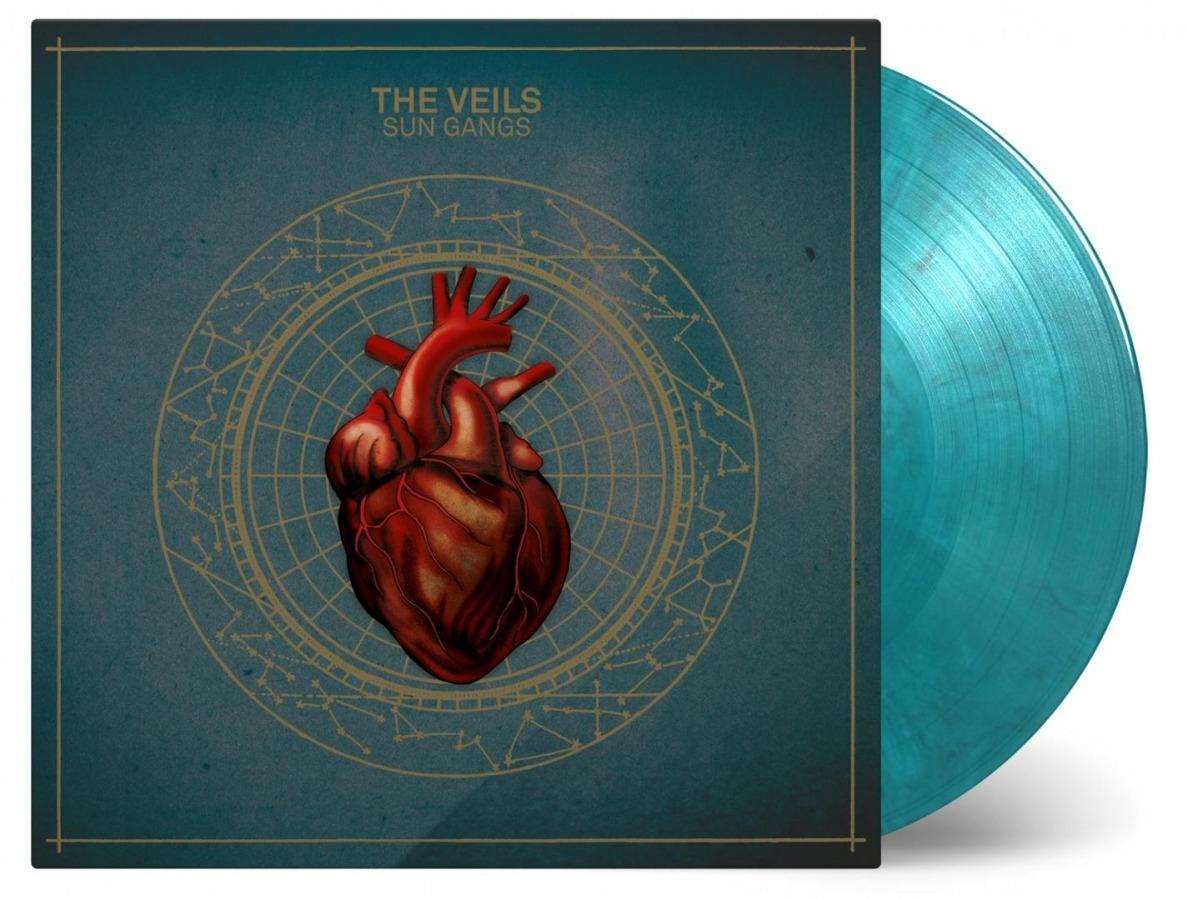 Sun Gangs [Green Vinyl] (LP) by The Veils image