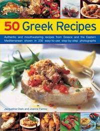 50 Greek Recipes by Jacqueline Clark