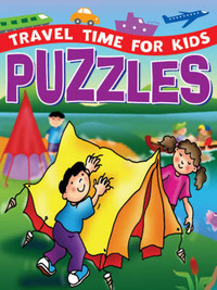 Puzzles: Travel Time for Kids by Time Travel For Kids image