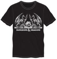 Dungeons & Dragons - Crew Neck T-Shirt (2XL)