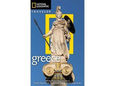 National Geographic Traveler: Greece, 5th Edition by Mike Gerrard image