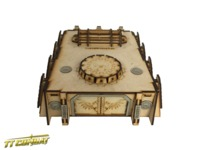 TTCombat: Tabletop Scenics - Fortified Power Station