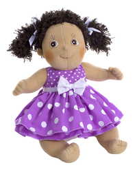 """Rubens Barn: Kids Clara - 14"""" Plush Doll"""