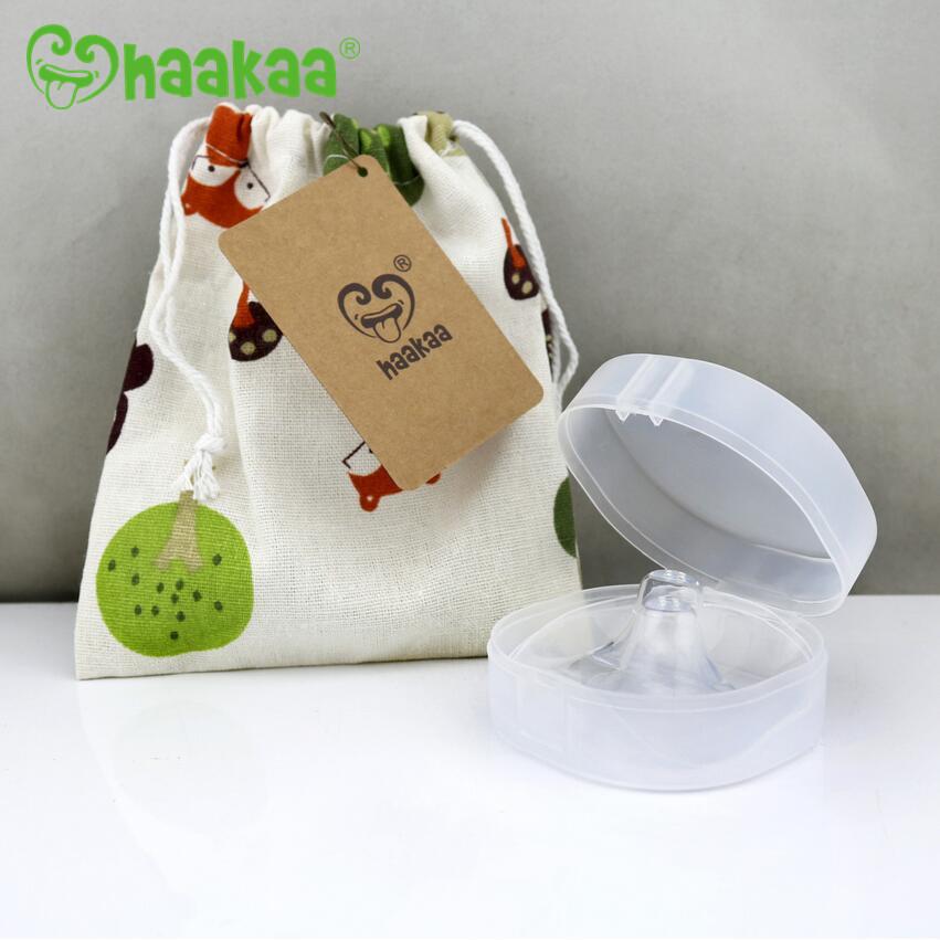 Haakaa: Silicone Nipple Shields image