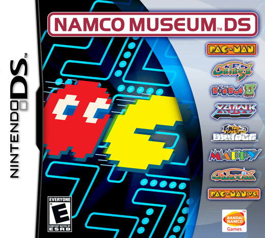 Namco Museum for Nintendo DS image