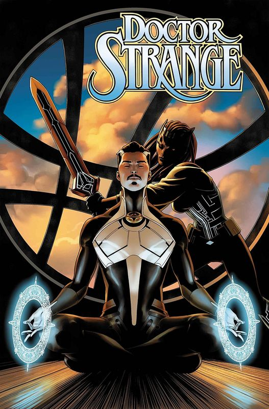 Doctor Strange - #20 (Cover A) by Mark Waid