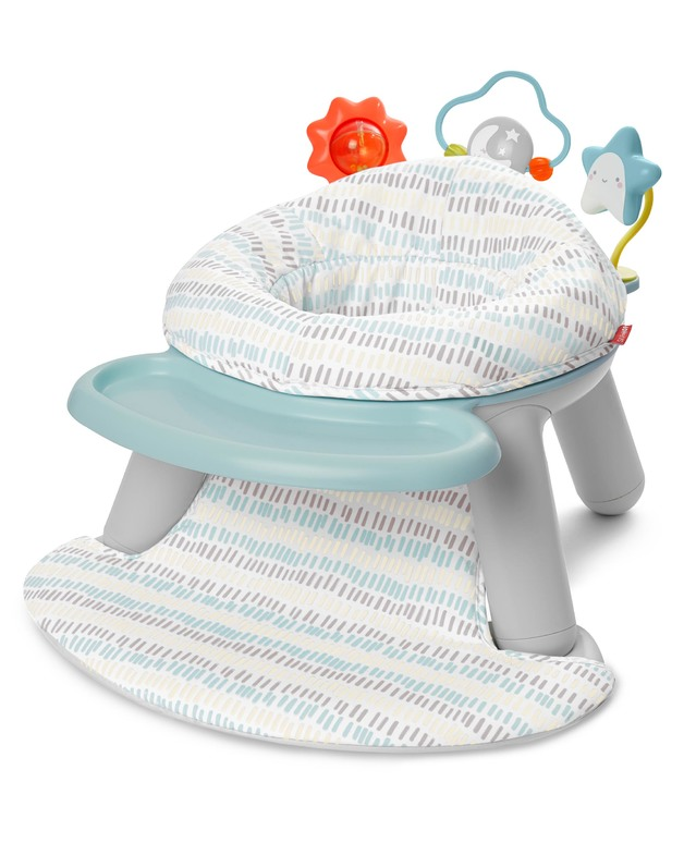 Skip Hop: Silver Lining Cloud - 2-In-1 Activity Seat