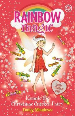 Rainbow Magic: Konnie the Christmas Cracker Fairy by Daisy Meadows