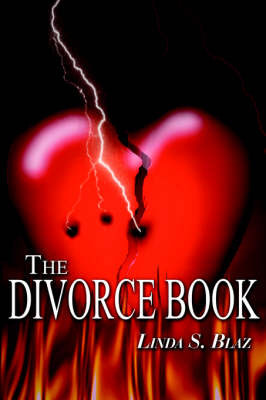 The Divorce Book by Linda S. Blaz image