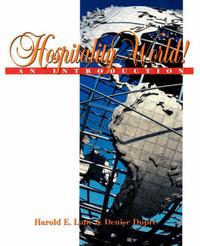 Hospitality World! by Harold E. Lane image