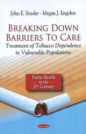 Breaking Down Barriers to Care by Megan J. Engelen image