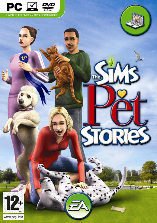 The Sims 2: Pet Stories for PC Games