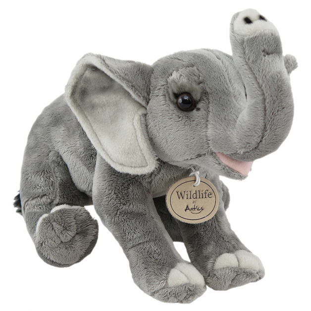 Elephant Lying