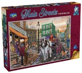 Holdson: 500pce Puzzles - Main Streets Franks Hardware Store