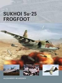 Sukhoi Su-25 Frogfoot by Alexander Mladenov
