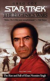 The Star Trek: The Original Series: The Eugenics Wars #1 by Greg Cox