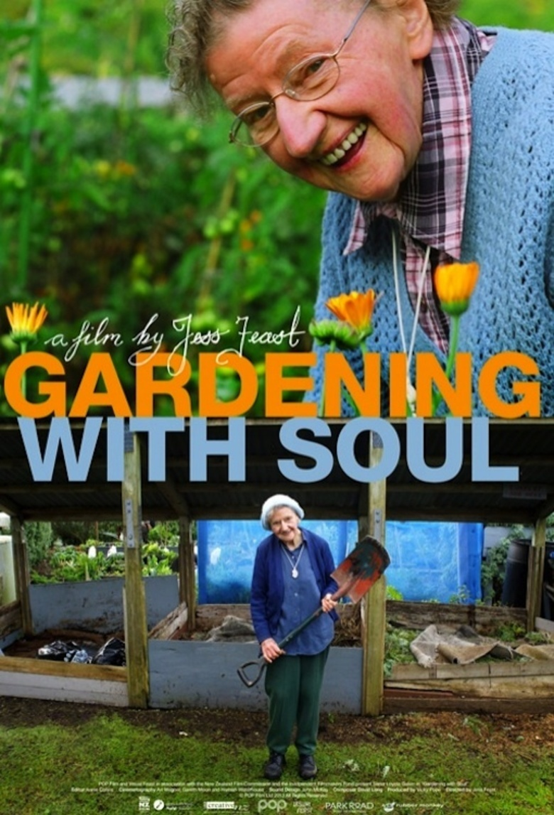 Gardening with Soul on DVD image