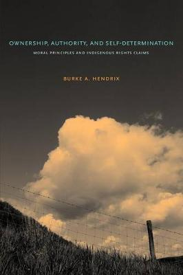 Ownership, Authority, and Self-Determination by Burke A Hendrix