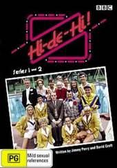 Hi-de-hi! Series 1 And 2 (3 Disc) on DVD