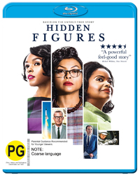 Hidden Figures on Blu-ray