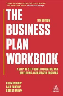 The Business Plan Workbook by Colin Barrow image