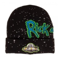 Rick And Morty - Jaquarded Beanie