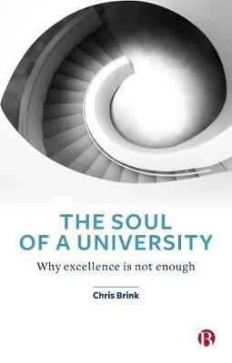 The Soul of a University by Chris Brink image