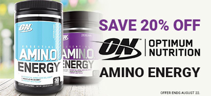 20% off Optimum Nutrition Amino Energy
