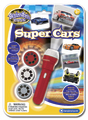 Brainstorm Toys: Super Cars - Torch & Projector