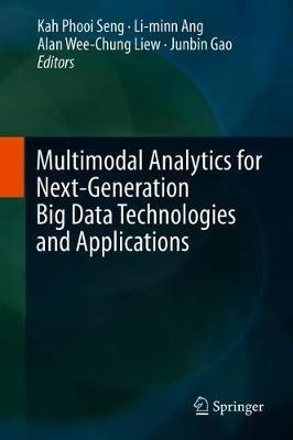 Multimodal Analytics for Next-Generation Big Data Technologies and Applications image